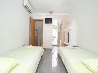 Korcula Guest House - Double or Twin Room with Terrace - Rooms Korcula