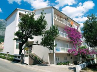 VILA GRUBIŠIĆ - Studio Apartment with Sea View - apartments makarska near sea
