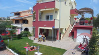 Apartments Stella Maris - Chambre Double avec Terrasse & Vue sur Mer - Chambres Lokva Rogoznica
