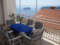 Apartment Duby - Apartman s 3 spavaće sobe, terasom i pogledom na more - Ploce