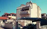 Apartmani Anita - Apartment mit 1 Schlafzimmer und Terrasse - Brodarica