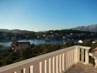 Apartments Krajančić - Appartement 1 Chambre avec Terrasse et Vue sur la Mer - Appartements Lumbarda