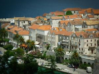 Accommodation Old Town Vitaic - Double Room - Rooms Korcula