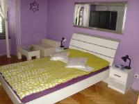 Studio Ana - Dvokrevetna soba s bračnim krevetom s pogledom na more - Sobe Sibenik