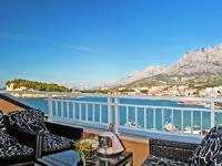 Aparthotel Park Osejava - Chambre Double ou Lits Jumeaux avec Vue sur Parc - Chambres Makarska
