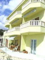 Apartments Glavaš - One-Bedroom Apartment with Balcony and Sea View - apartments makarska near sea