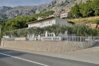 Guesthouse Žara - Chambre Triple (avec Balcon et Vue Mer) - Chambres Mimice
