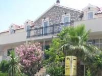 Guesthouse Davorka Bijelić - Dvokrevetna soba s bračnim krevetom s pogledom na more - Sobe Ravni