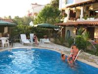 Apartments Mediteran - Apartment mit 2 Schlafzimmern und Meerblick (5 Erwachsene) - Kozino