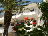 Apartments Lena - One-Bedroom Apartment with Terrace and Sea View - Podgora