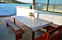Apartments Ana Betina - Two-Bedroom Apartment with Terrace and Sea View - Betina