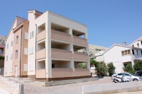 Apartments Augustin - Two-Bedroom Apartment with Balcony and Sea View - sea view apartments pag