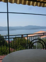 Guesthouse Lucija-Komarna - Studio with Sea View - Apartments Komarna