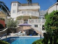 Guest House Villa Rita - Apartment - Ground Floor - apartments makarska near sea