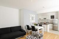 Apartment Atlant - Apartment mit 1 Schlafzimmer, Balkon und seitlichem Meerblick - Ist