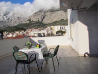 City Apartment Ana 3 - Two-Bedroom Apartment with Balcony - apartments makarska near sea