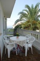 Apartments Arbia Rab - Apartment mit 1 Schlafzimmer und Meerblick - Ferienwohnung Supetarska Draga