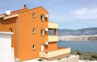 Tina Apartments - Apartman s 2 spavaće sobe - apartman s pogledom na more pag