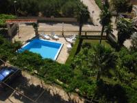 Apartments and Rooms Bozena - Dvokrevetna soba s bračnim krevetom s pogledom na bazen - Sobe Vodice