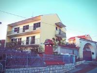 Apartments Racetin - Chambre Double de Luxe avec Balcon - Chambres Marina