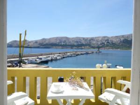 Apartment Rode-Bursic Elizabet - One-Bedroom Apartment with Sea View - Apartments Baska