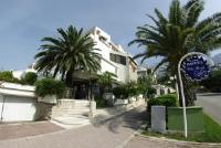 Hotel Villa Marija - Jednokrevetna soba s balkonom i pogledom na park - Sobe Tucepi