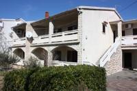 Apartments Tonka - Apartment mit Terrasse - meerblick wohnungen pag
