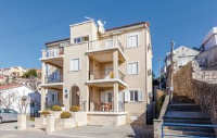 One-Bedroom Apartment Novi Vinodolski with Sea view 051 - Apartment mit 1 Schlafzimmer - Ferienwohnung Novi Vinodolski