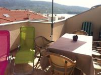 Apartment Morena - Apartment mit 2 Schlafzimmern, Terrasse und Meerblick - Cres