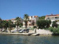 Villa Adria - Studio s balkonom i pogledom na more (4 odrasle osobe) - Apartmani Slano