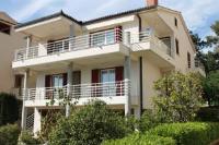 Apartments Vila Marica - Apartment mit 1 Schlafzimmer und Terrasse - Haus Rabac