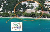 Beach Hostel Eklata - Chambre Lits Jumeaux - Zaostrog