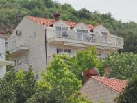 Apartments Jurišić - Studio mit Meerblick und Balkon - Lozica