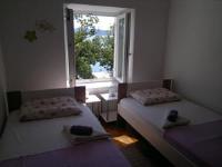 Hostel XXS - Jednokrevetna soba sa zajedničkom kupaonicom - Sobe Zecevo Rogoznicko