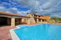 Country House Smojver - Four-Bedroom House - island brac house with pool