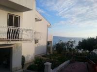 Apartments Jasna - Appartement 1 Chambre Confort avec Terrasse et Vue sur la Mer - Chambres Podstrana