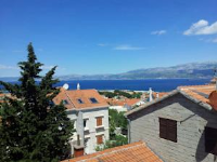 Apartment Mathea - One-Bedroom Apartment with Balcony - Supetar