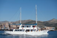 Adriatic Cruising Yacht - Double Room with Private Bathroom - Rooms Split