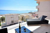 Apartment Sea View - Apartman s 2 spavaće sobe s balkonom i pogledom na more - apartmani split