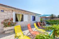 Hostel D&D - Chambre Double avec Salle de Bains Commune - Chambres Supetar