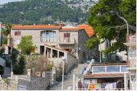Apartments Račić - Apartman s 2 spavaće sobe, terasom i pogledom na more - Bol
