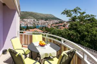 Apartment Borovina - Duplex Two-Bedroom Apartment with Balcony and Sea View - apartments in croatia