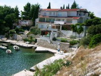 Apartment Hideaway - Apartment with Terrace and Sea View - Houses Sveti Petar