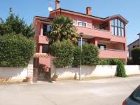 Apartments Gracijela - One-Bedroom Apartment with Terrace - Novigrad