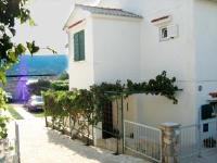 Apartments Ante - Apartman s 1 spavaćom sobom - apartman s pogledom na more pag