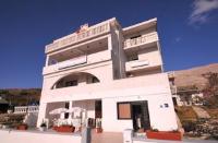 Apartments Antonio - Apartman s 1 spavaćom sobom s balkonom - Pag