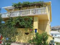 Apartment Milka - Apartment mit 2 Schlafzimmern - Haus Podgora