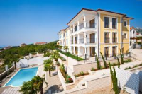 Apartments Poville Residence - Apartment mit 3 Schlafzimmern und Meerblick - Povile
