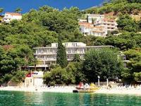 Hotel Dubravka - Chambre Double Avec Balcon Et Vue Sur Les Montagnes - Baska Voda