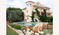 Villa Maris - Apartment with Pool View - Ugljan